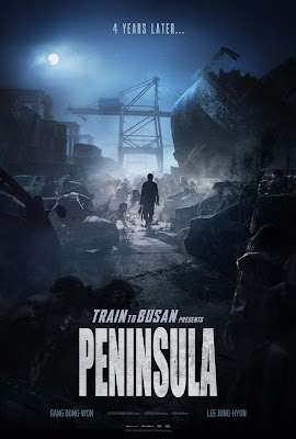 Well Go Entertainment Train to Busan Presents Peninsula Movie Poster