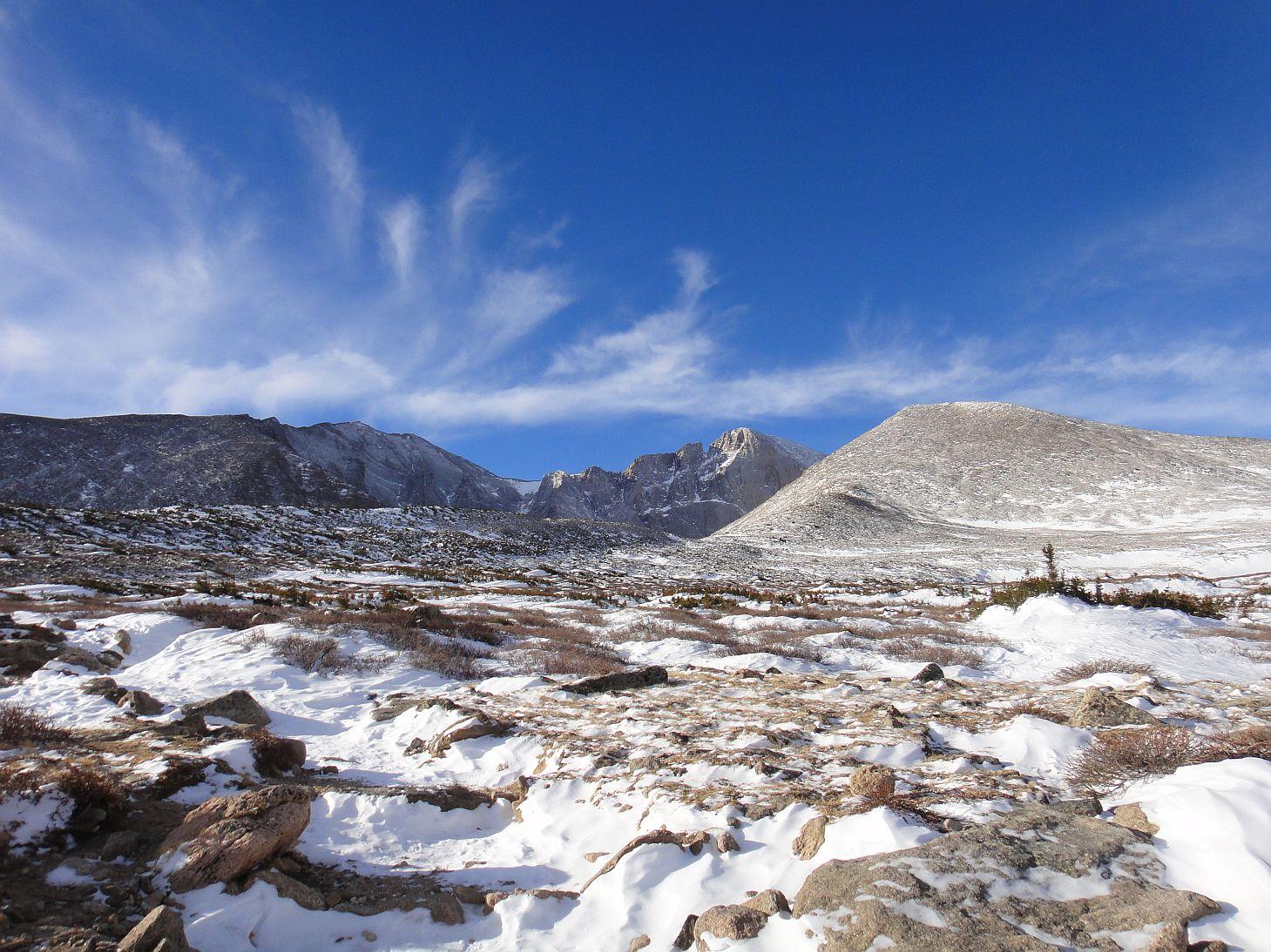 Hiking Rocky Mountain National Park Mt Lady Washington