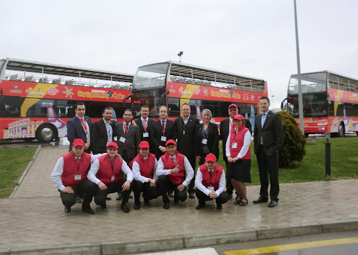 city sightseeing baku bus turistico
