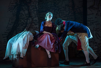 Bernstein: Candide - Fflur Wyn - West Green House Opera (Photo Matthew William Ellis)