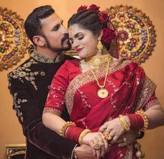 Cricketer Nasir Wedding