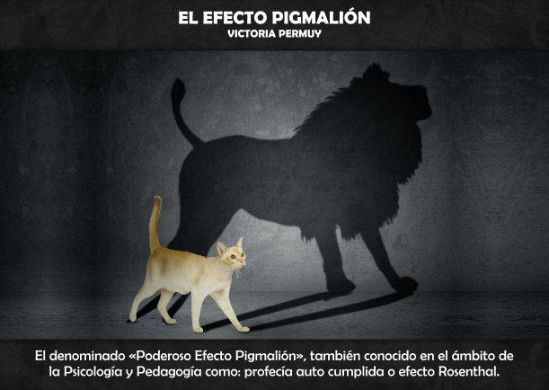 La Iluminacion Espiritual El Efecto Pigmalión