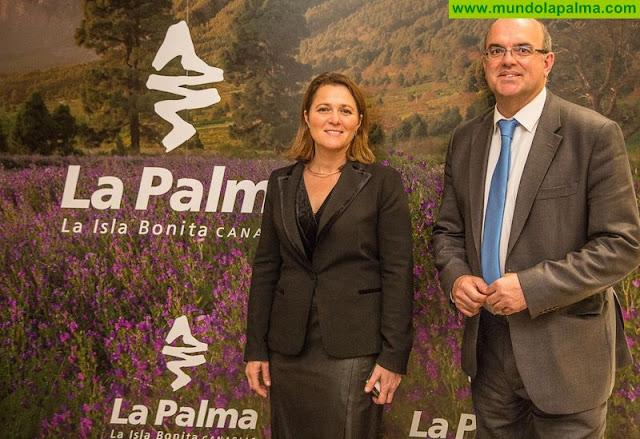 El astroturismo de La Palma recoge el premio al mejor producto de turismo activo que concede Fitur