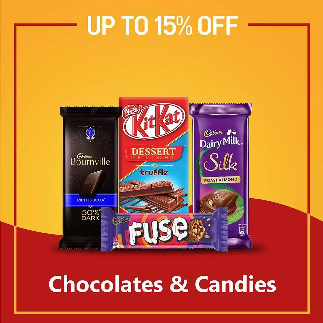 Chocolates Candies 218