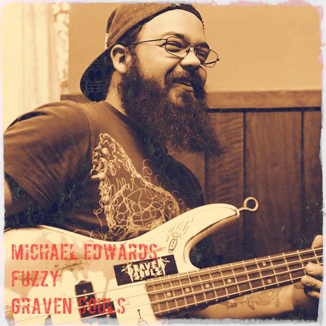 Graven Souls Michael Edwards (Fuzzy)