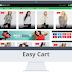 Mẫu Easy Cart Blogger