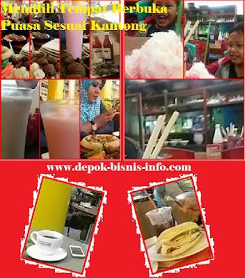 Bisnis, Info, Makanan, Buka Puasa, Tips, Sesuai, Kantong