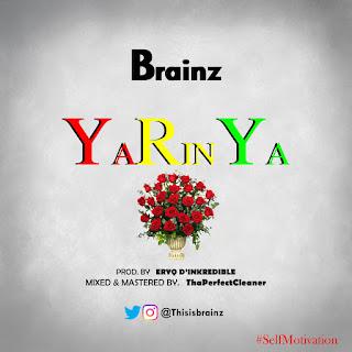 Brainz - Yarinya (Prod. Eryq)