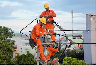 Bình Định: Lịch cúp điện khu vực thành phố và nhiều huyện trong 7 ngày liên tiếp từ ngày 19/5-25/5/2020