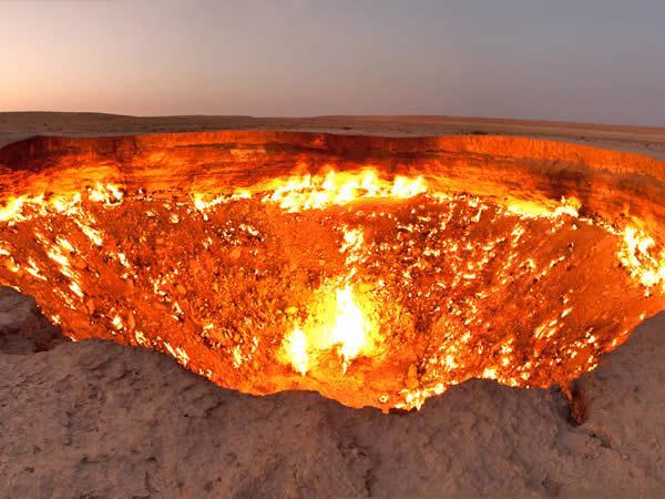 Kawah Gas Darmaze