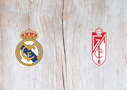 Real Madrid vs Granada -Highlights 23 December 2020