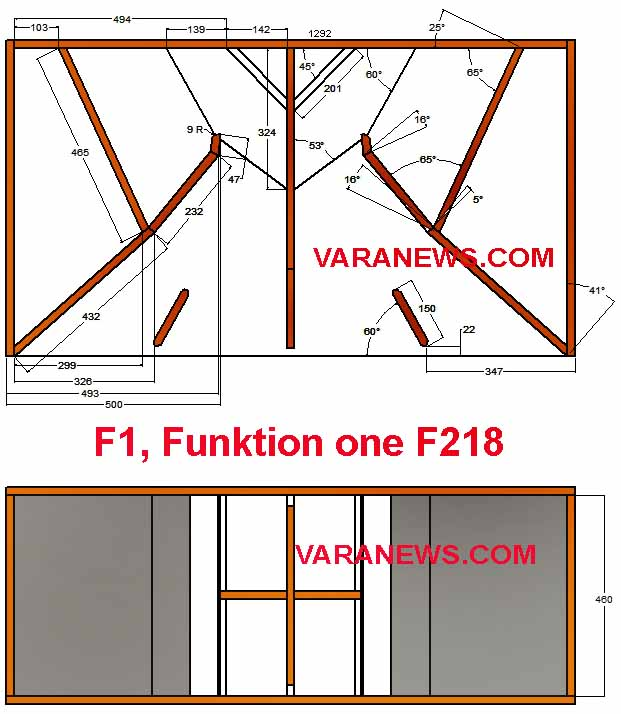 Skema Box F1 Funktion One Asli f218