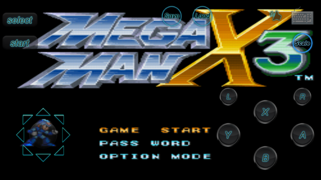 megaman 3 in android apk -AndroidGamesOcean free direct download