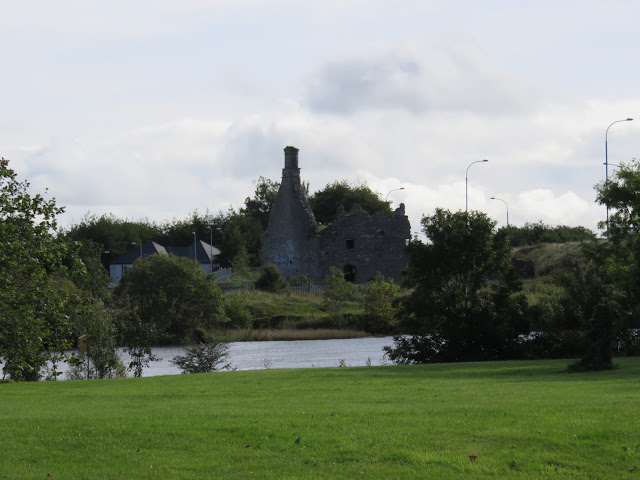 A Walking Tour of NUI Galway - Church Ruins