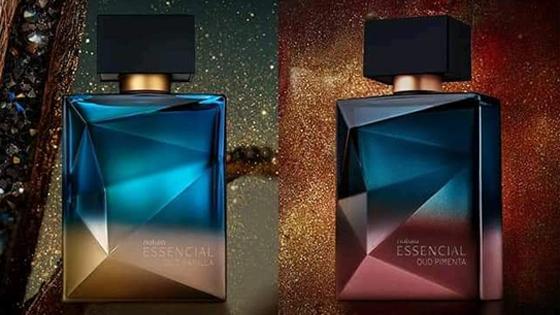 AMOSTRA GRÁTIS Perfume Natura Essencial Oud
