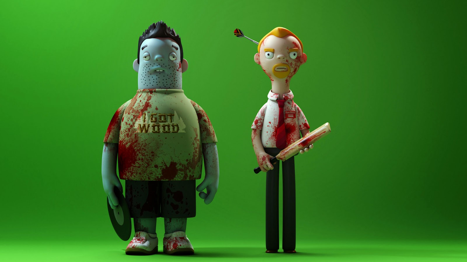Vinyl Idolz - Shaun of the Dead (Funko)