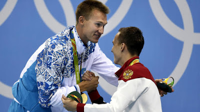 Dmitriy Balandin Won Kazakhstan's First Ever Gold in Swimming at Rio
