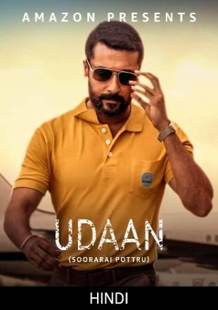 Soorarai Pottru: Udaan 2021 Full Hindi Dubbed Movie Download HDRip 480p 300Mb