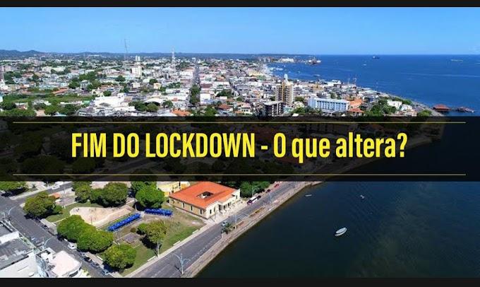 SANTARÉM: Bares fechados e academias liberadas; O que mudou com o fim do Lockdown