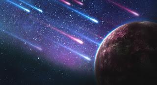 36 asteroides han pasado cerca de la tierra.