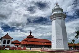 8 Peninggalan Kerajaan Banten, Gambar dan Keterangannya