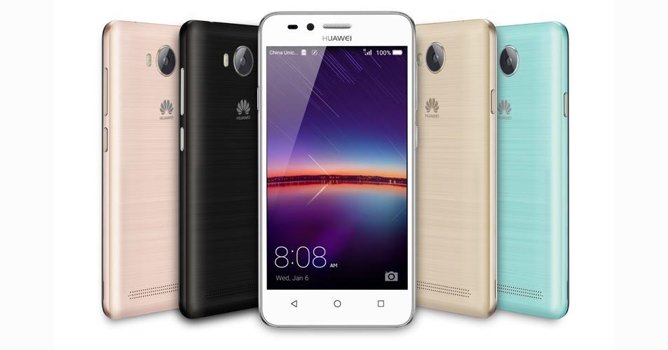 Review Huawei Lua U22