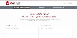 url to html hyperlink