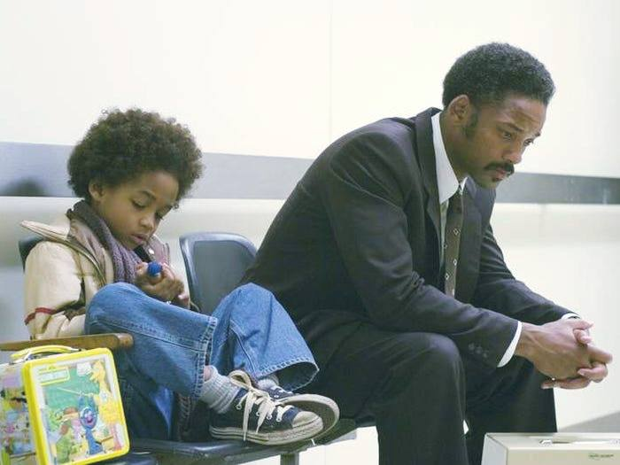 pursuit of happyness will smith jaden smith