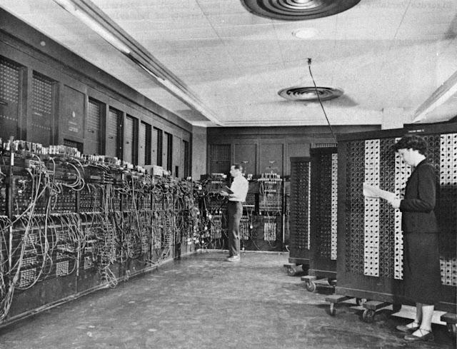Historia de la computación  3️⃣: Los pioneros de la computación