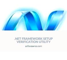 Descargar .NET Framework Setup Verification Utility