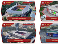 PES 2017 World Cup 2018 Stadium Pack