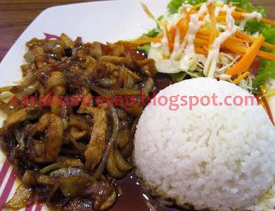 Foto Resep Ayam Teriyaki (Chicken Teriyaki) Ala Saori Sederhana Spesial Asli Enak