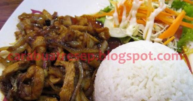 Image Result For Resep Chicken Teriyaki Yang Enak