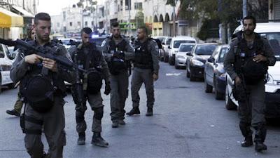شرطة الأحتلال