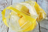 Conservar limones