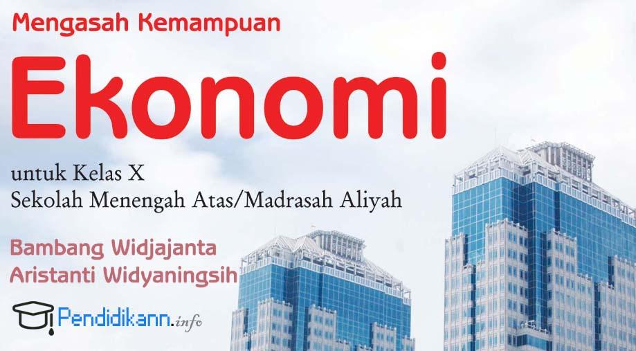 Buku Paket Ekonomi Kelas 10 Kurikulum 2013