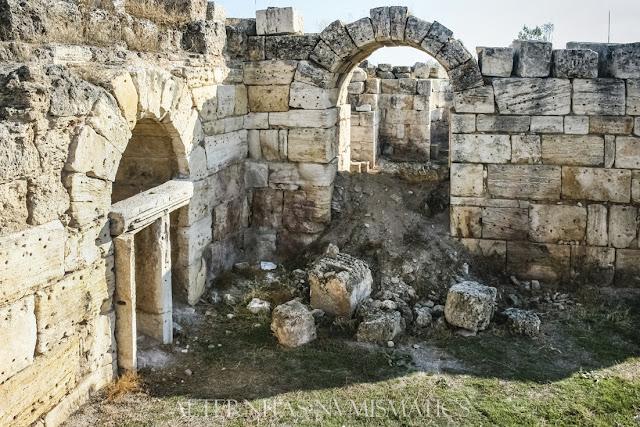 baños Centrales de Laodicea ad Lycum.