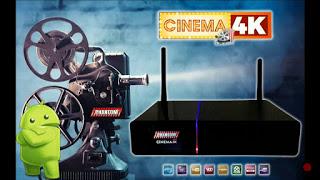 PHANTOM CINEMA 4K NOVA ATUALIZAÇÃO V 2.0.7.11 - 29/11/2020