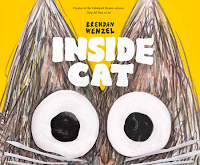 inside cat by brendan wenzel cover