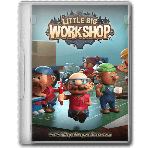 Descarga Little Big Workshop PC Full Español