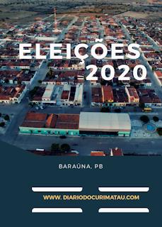A nova configuração política nas eleições 2020 em Baraúna