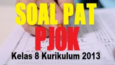 Download Soal PAT PJOK Kelas 8 SMP/MTs