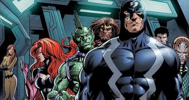 Inhumans sería una película de Marvel para 2020