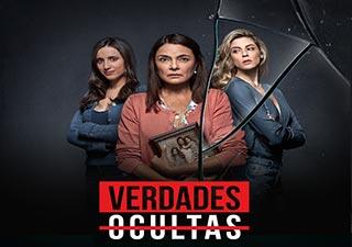 capítulo 850 - telenovela - verdades ocultas  - mega