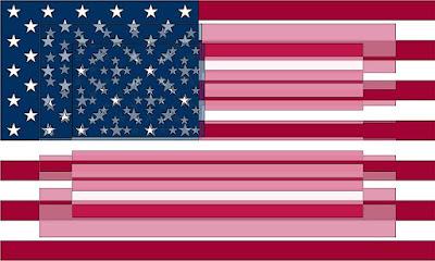 American Flag Donald Trump Twitter News Joe Biden