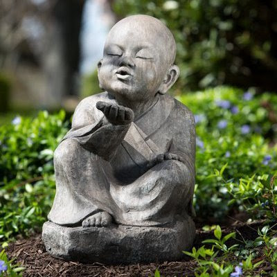 baby buddha garden statue garden buddha statues. Black Bedroom Furniture Sets. Home Design Ideas