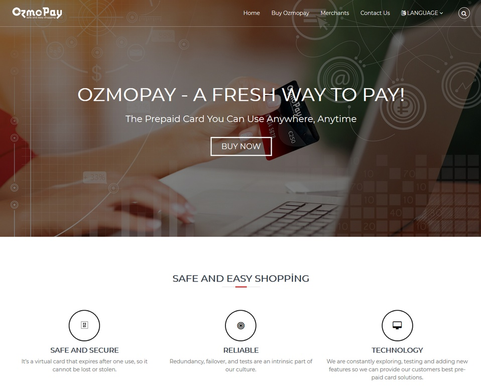 Ozmopay bookmakers
