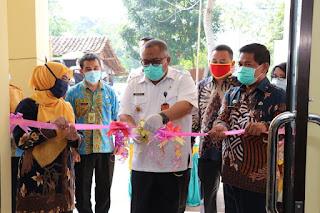 Puskesmas Kebonpedes Miliki Gedung Baru, Bupati Minta Layanan Kesehatan Masyarakat Lebih baik
