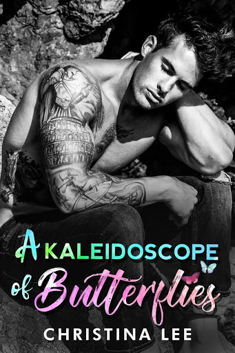 A kaleidoscope of butterflies | Christina Lee