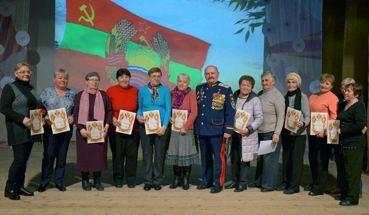 25 лет Дубоссарскому союзу защитников